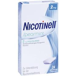 NICOTINELL SPEARMINT 2MG