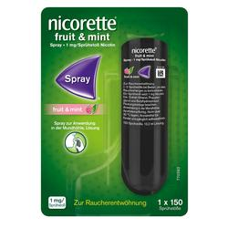 NICORETTE SPRAY FRUIT&MINT